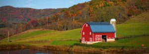 Header - West Virginia Barn