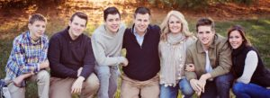 Header - About Family In Fall